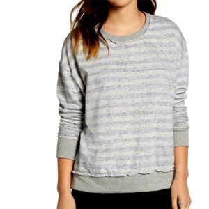 Project Social T Stripe Inside Out Pullover